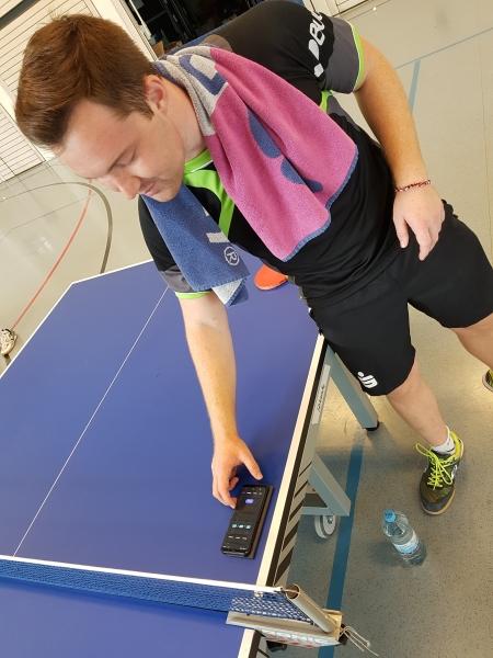 2. Trainingsleiter Maikel Sauer