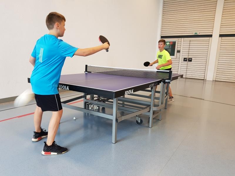 6. Jugend trainiert für Olympia