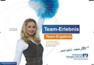 Sponsoren TTC Eschbach - Volksbank Breisgau Süd eG