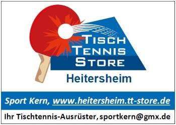Sponsoren TTC Eschbach - Tischtennisstore Heitersheim Sport Kern