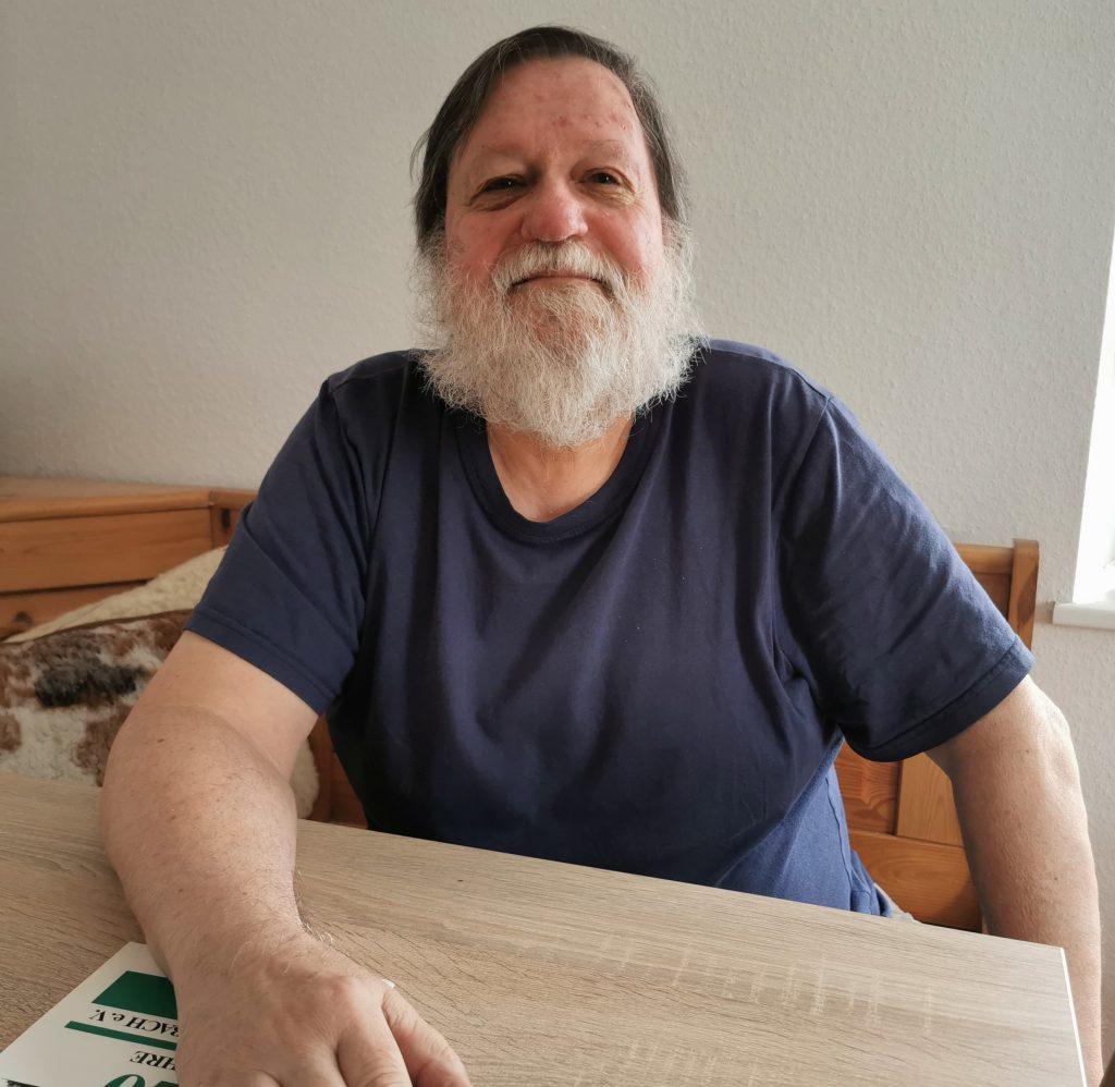 Einer von uns - Gründungsmitglied Peter Lemke